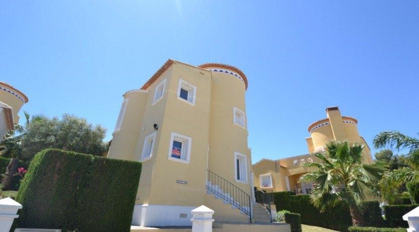 Villa in Pedreguer La Sella