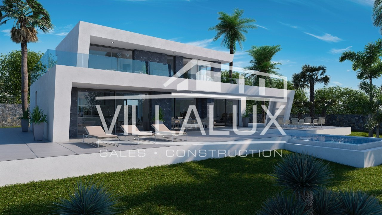 New Build in Javea Villalux residencial