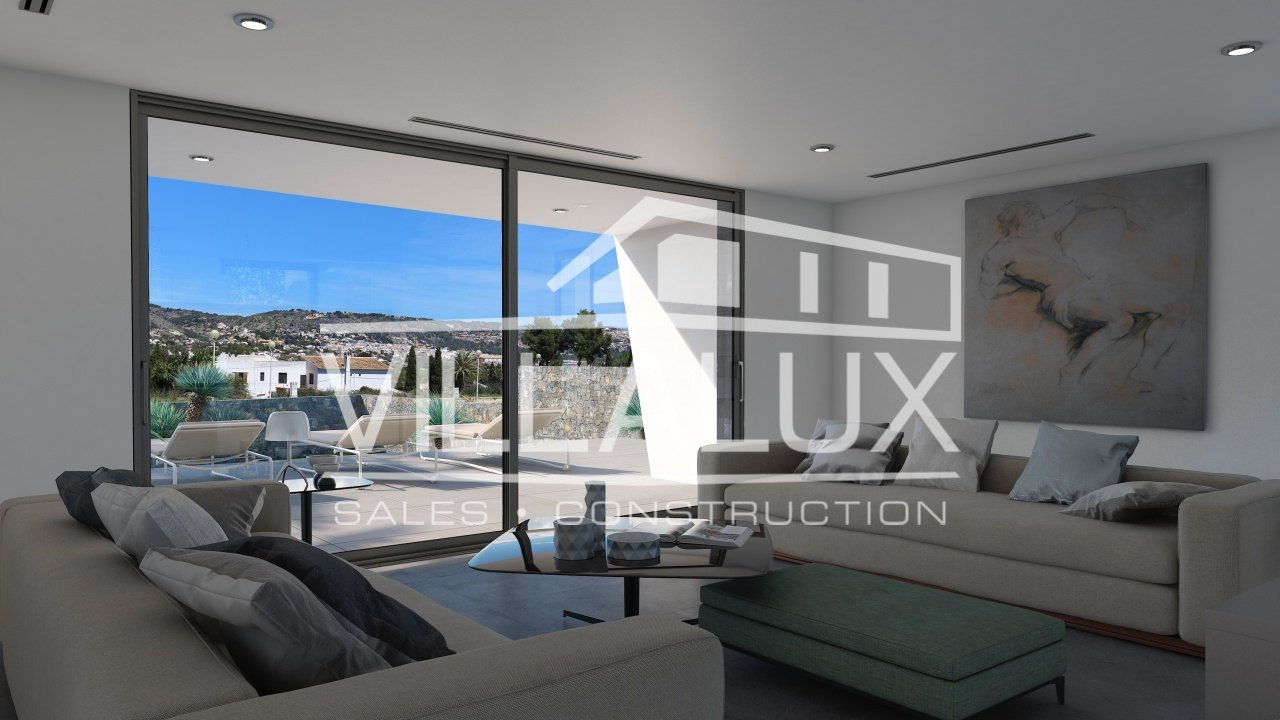 New Build in Javea Villalux residencial