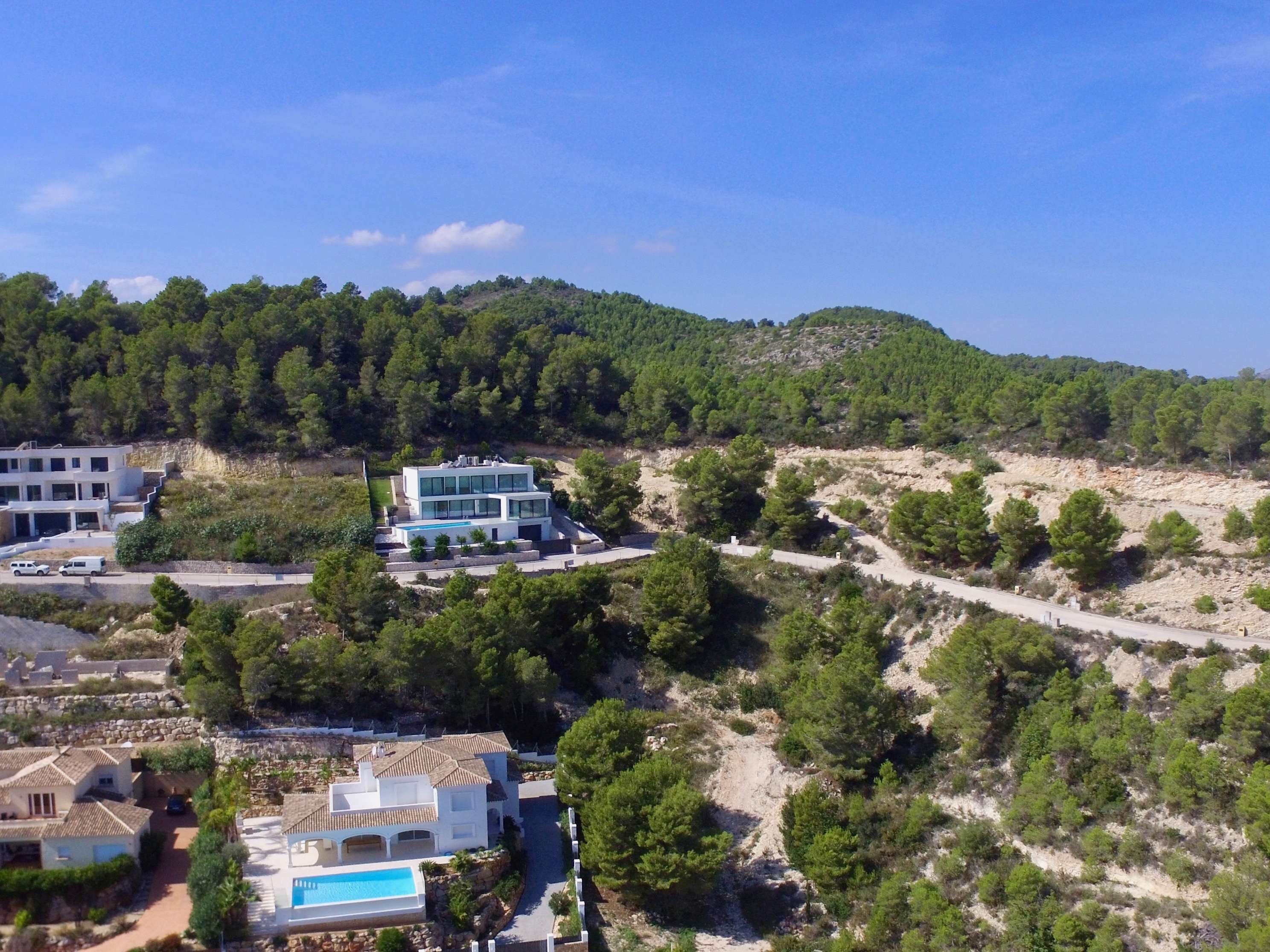 Plot in Javea Tosalet
