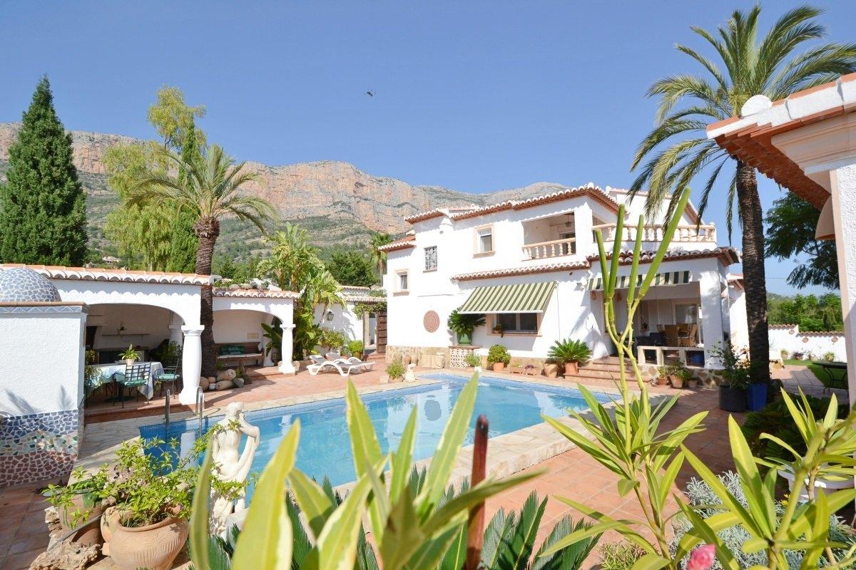 Villa in Javea Montgó