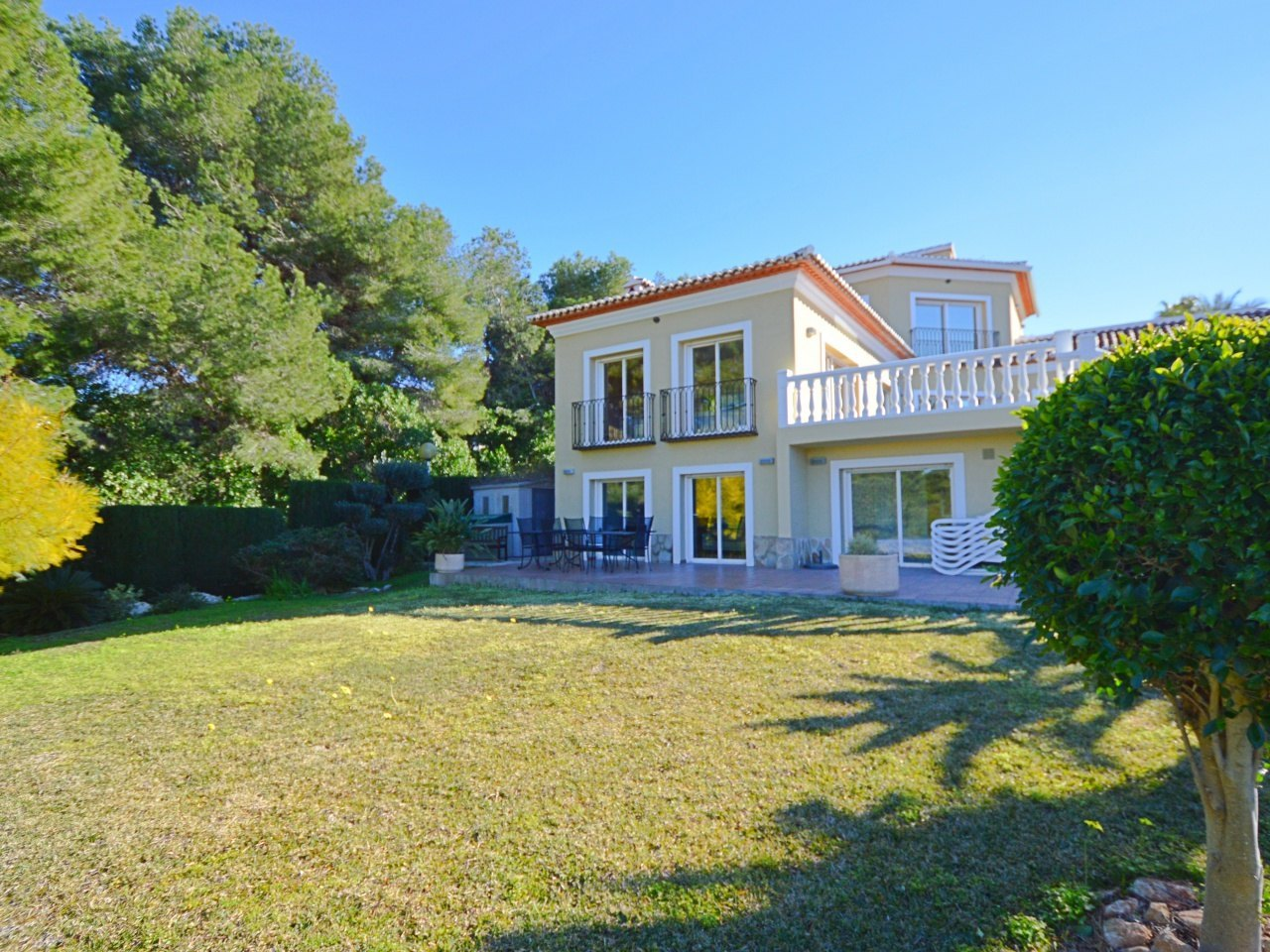 Villa in Javea Media Luna