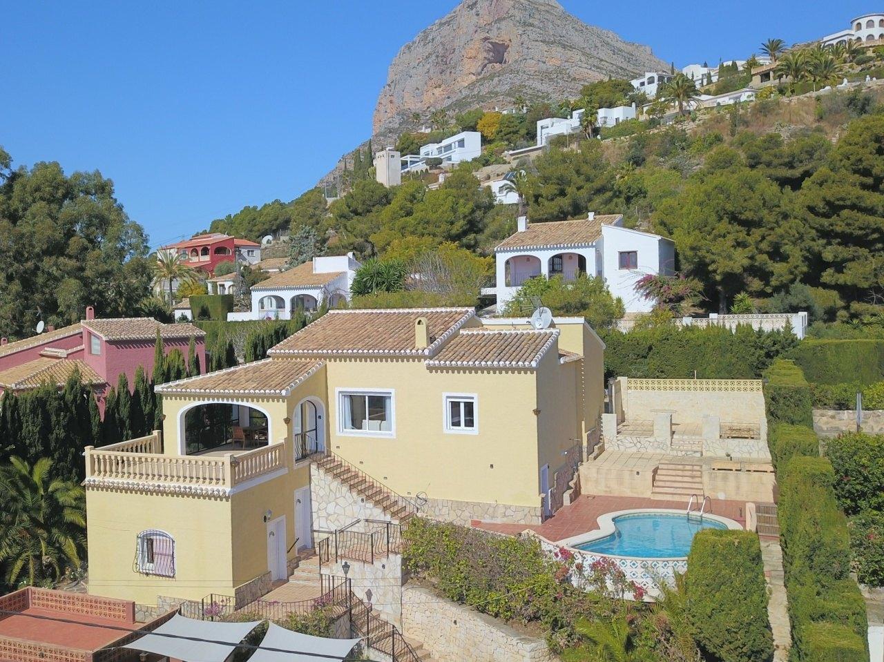Villa in Javea Castellanos