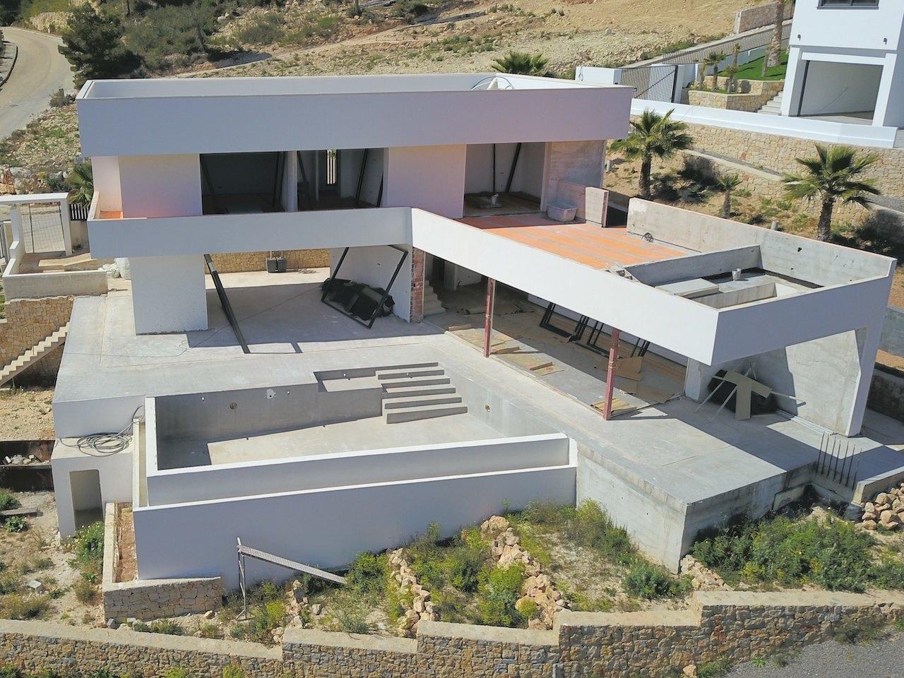 New Build in Javea Tosalet