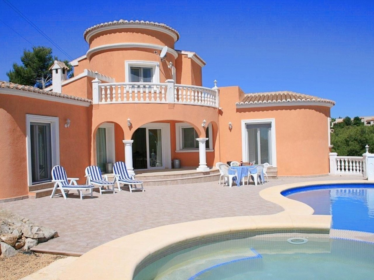 Villa in Javea Costa Nova
