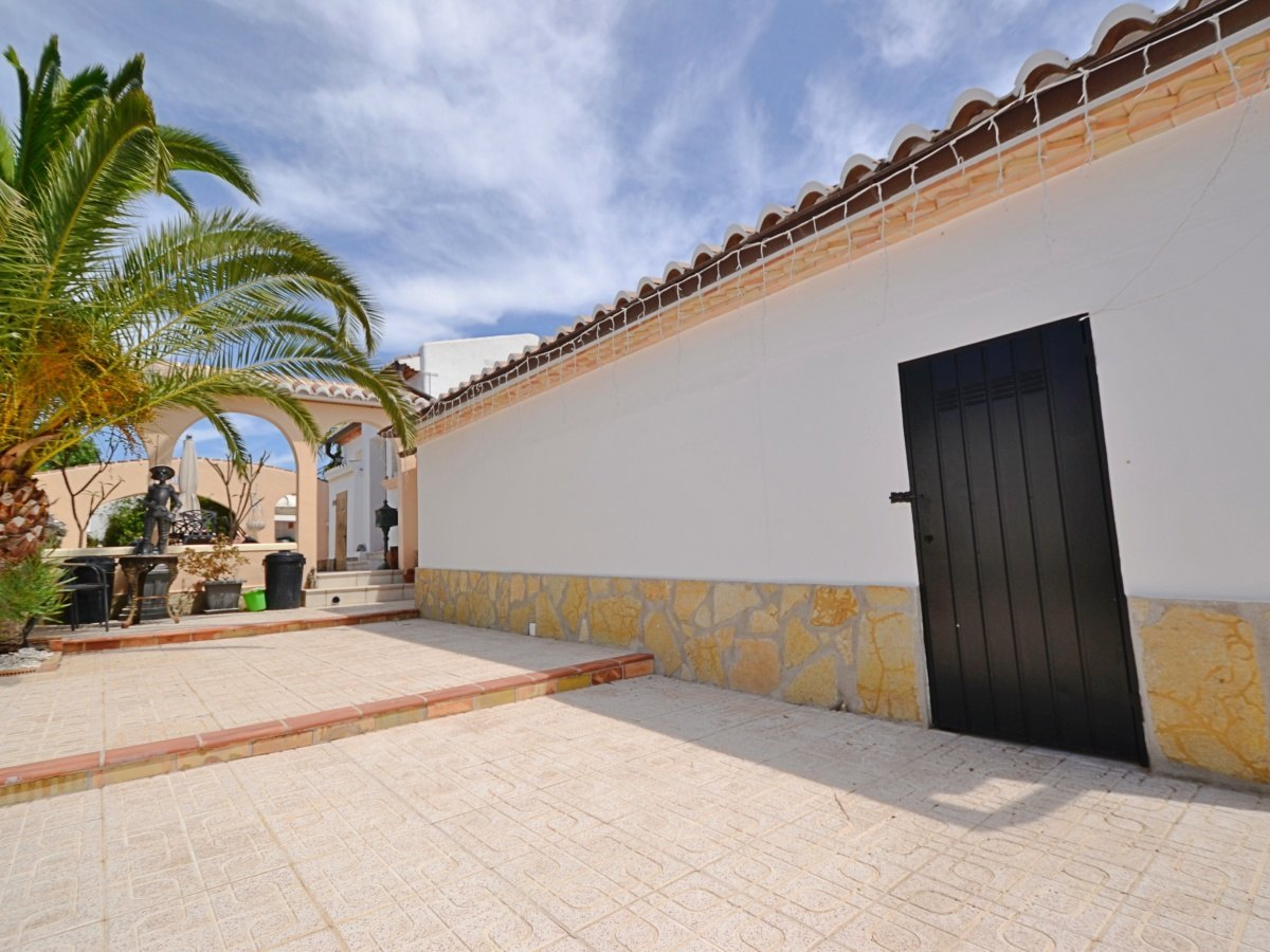 Villa in Javea Pinosol