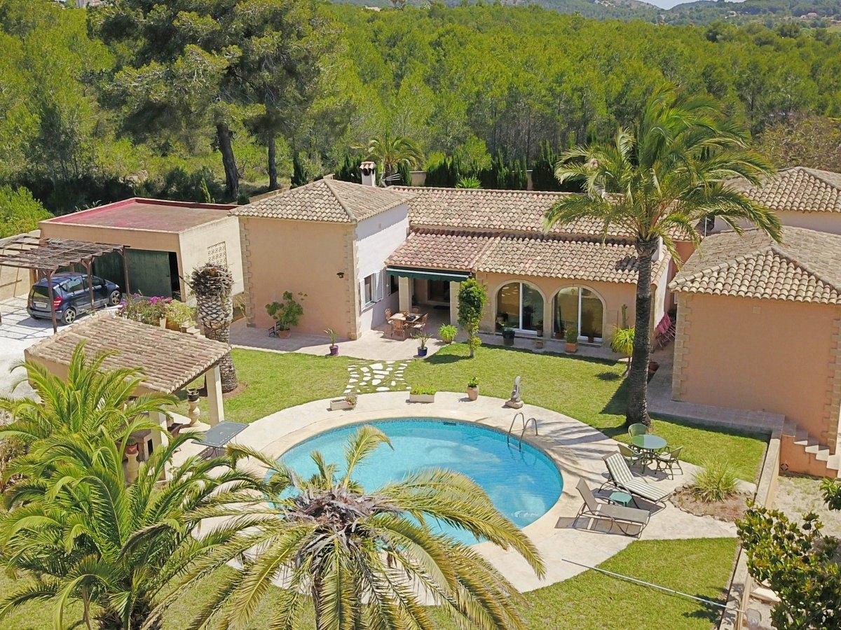 Villa in Javea La Lluca