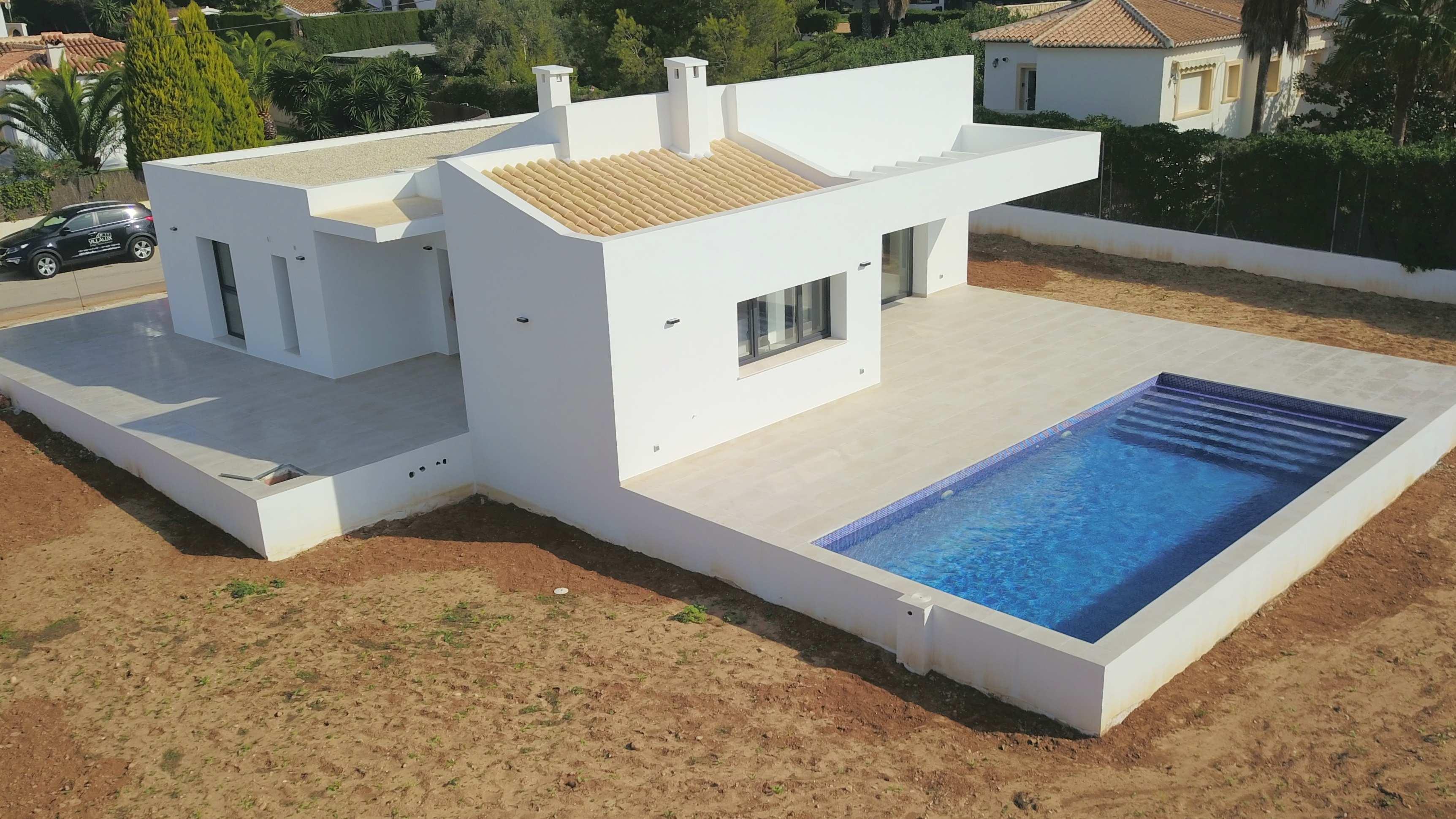 New Build in Javea Costa Nova