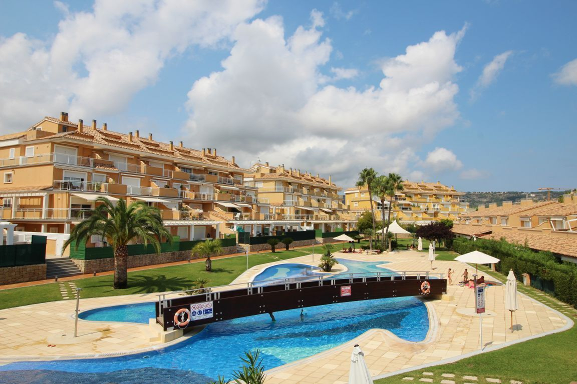 Townhouse in Javea Arenal