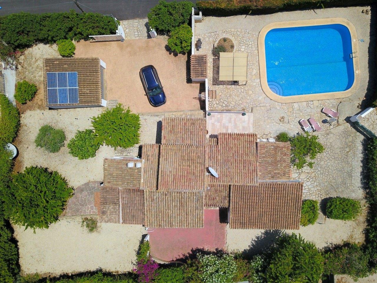 Villa in Javea La Mandarina