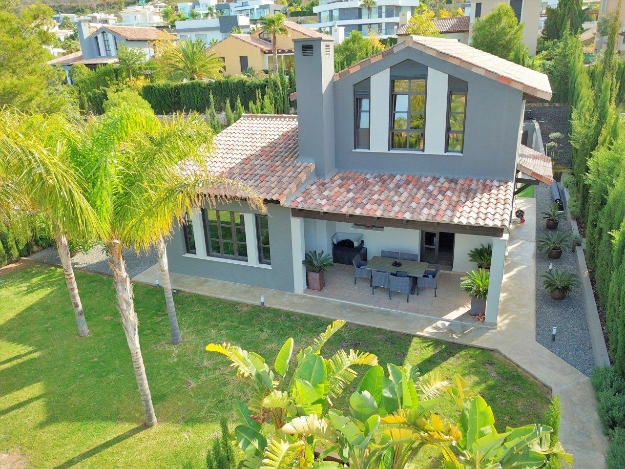 Villa in Javea Villes Del Vent