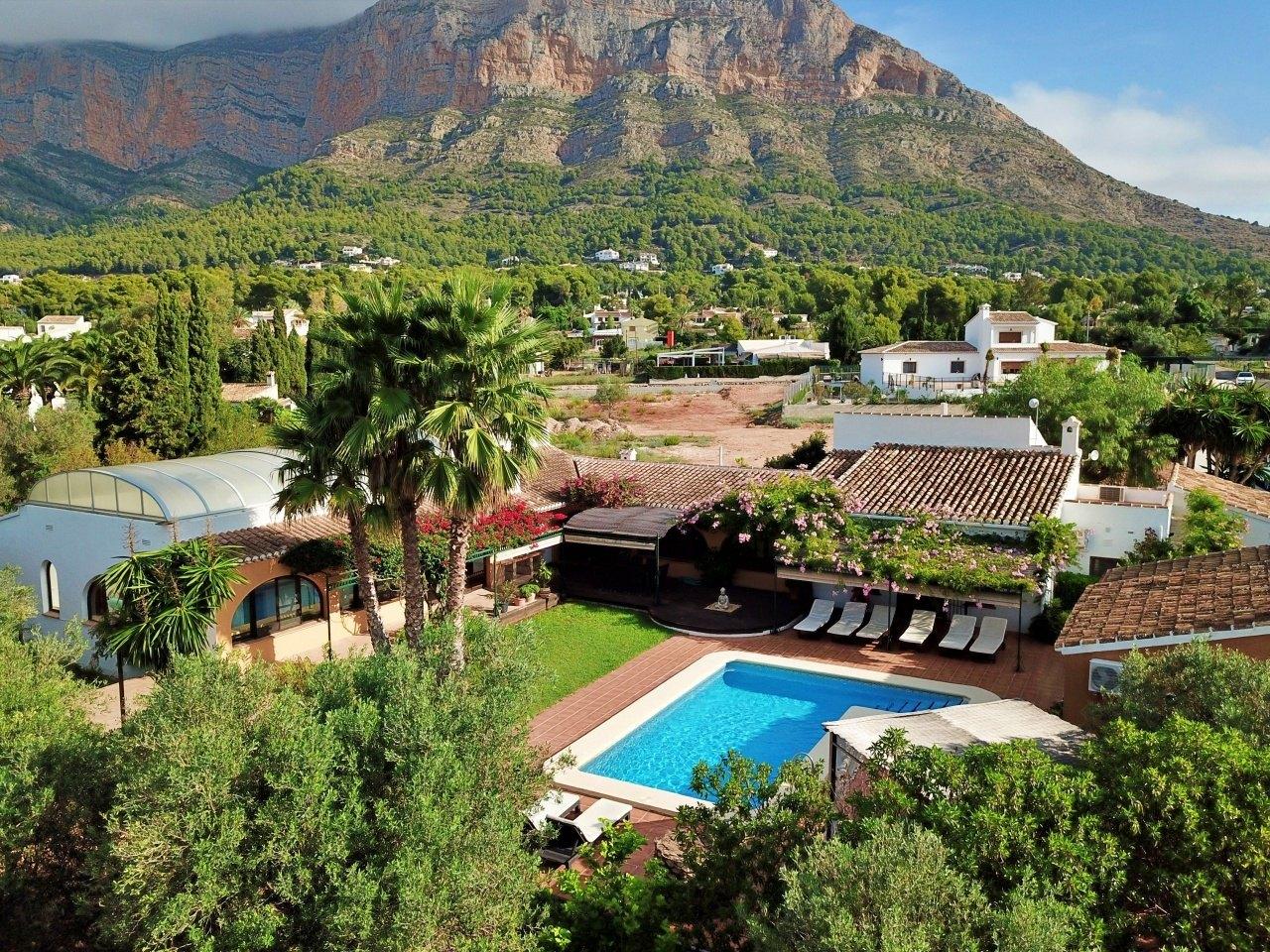 Villa in Javea Montg�