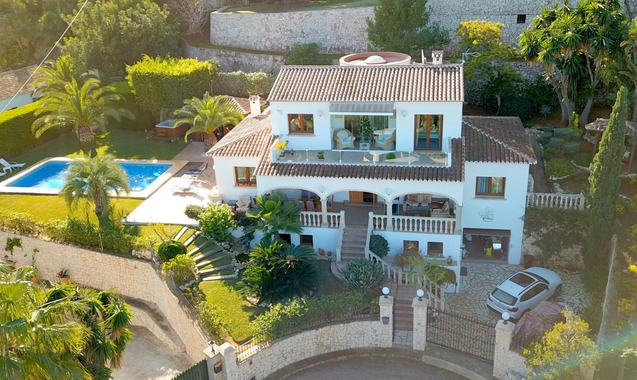 Villa in Javea Cap Marti