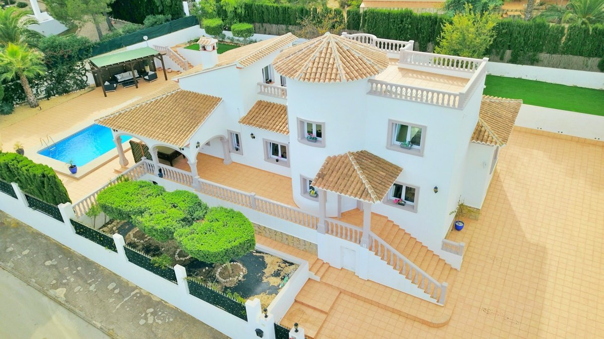 Villa in Javea Monte Javea