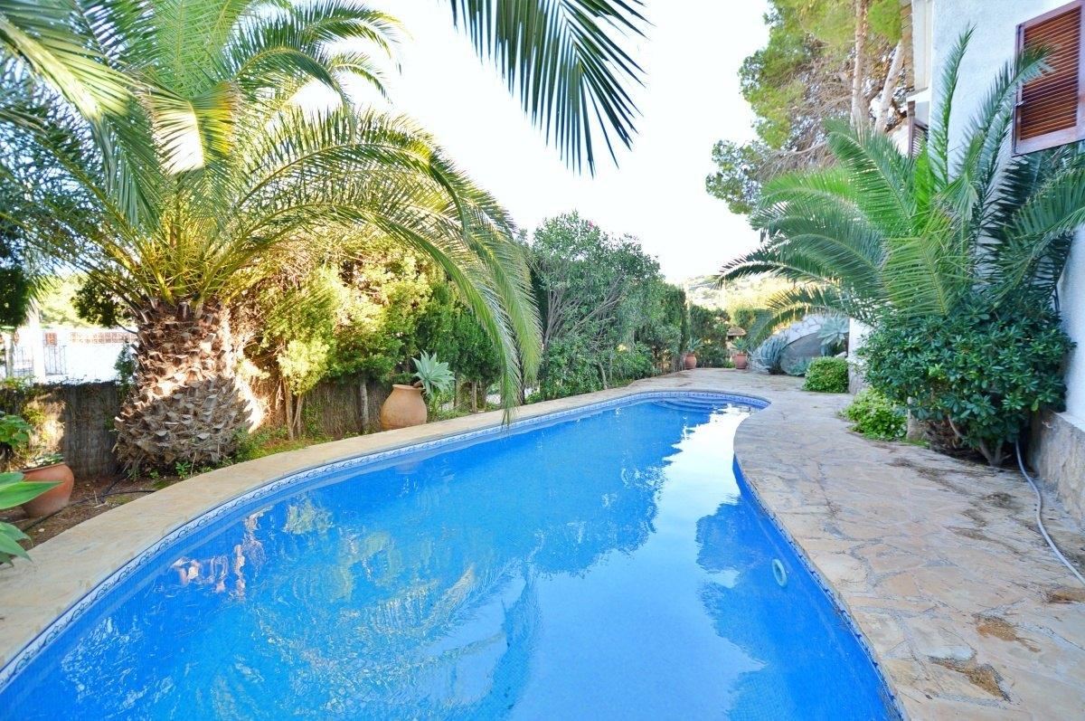 Villa in Javea Toscal