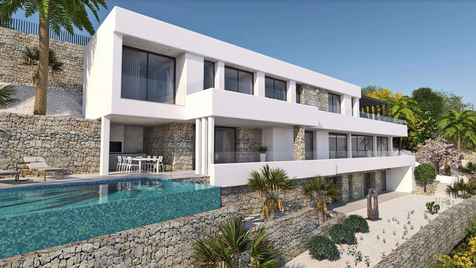New Build in Javea La Corona