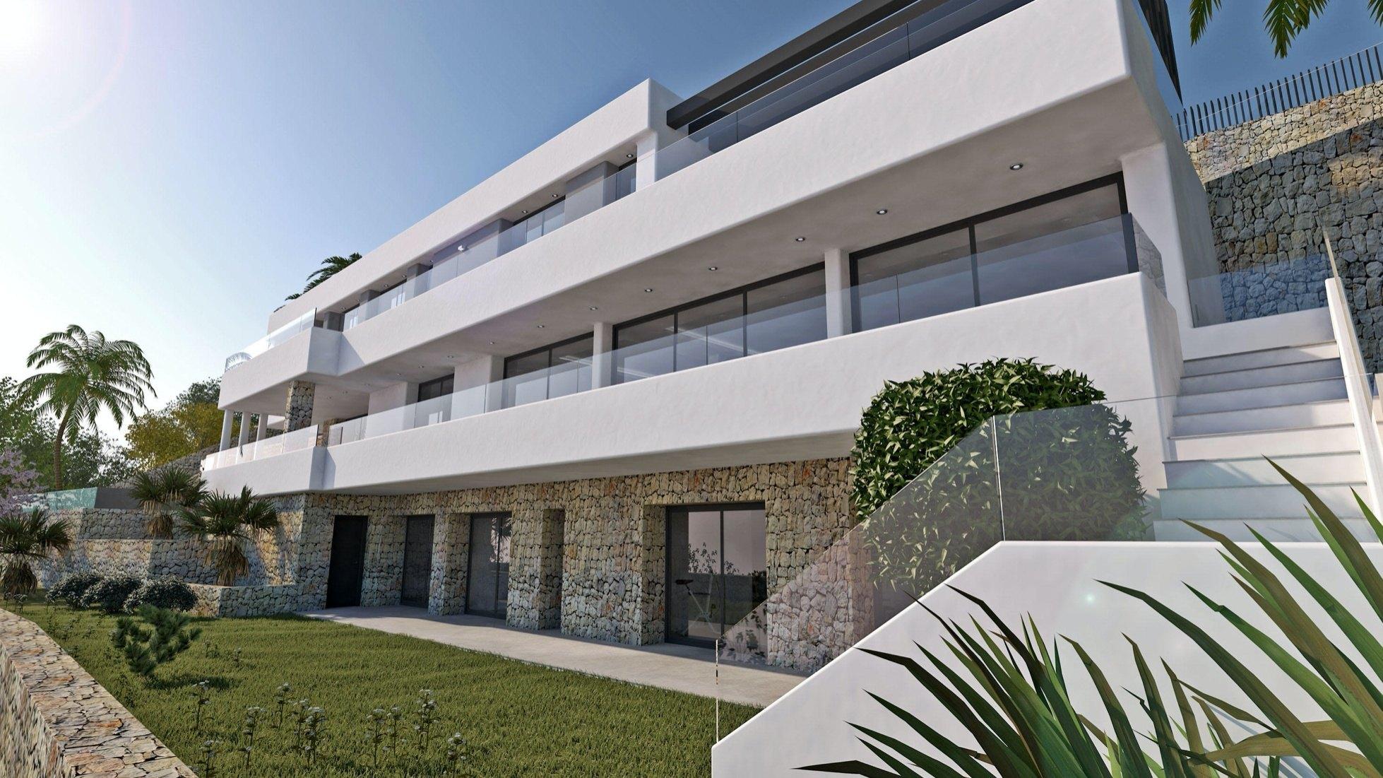New Build in Javea La Corona