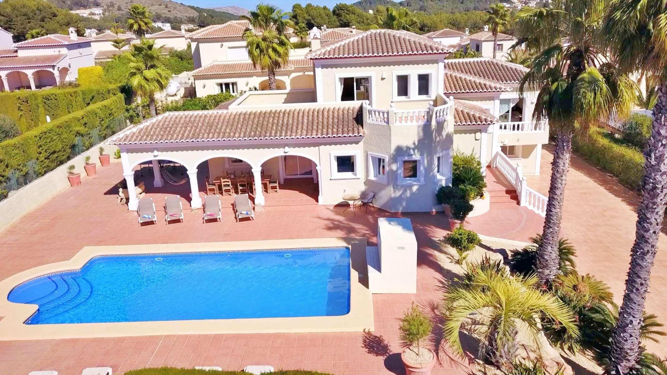 Villa in Javea Las Laderas