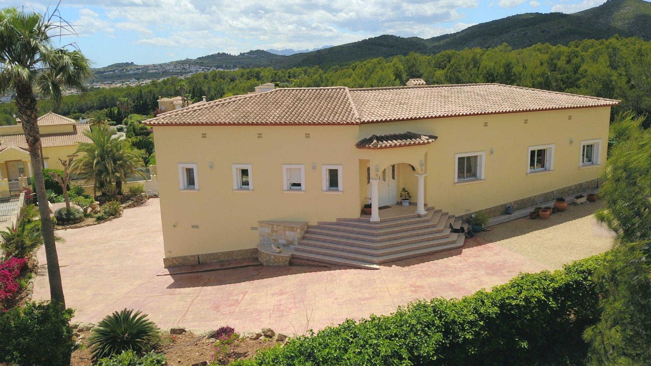 Villa in Javea Tesoro Park