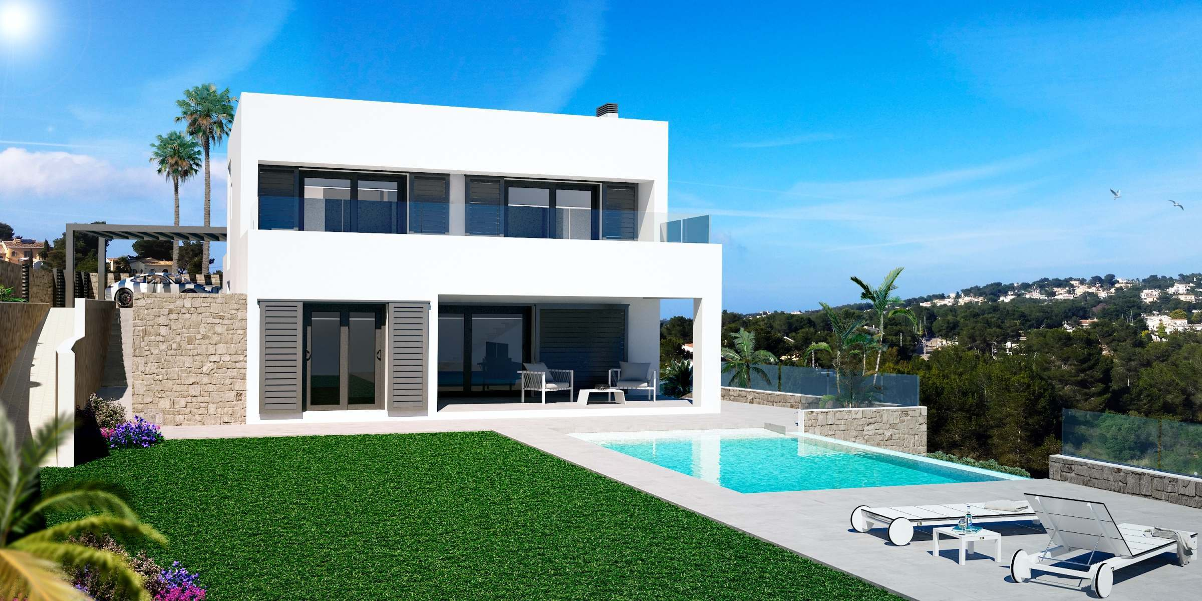 Villa in Javea Costa Nova