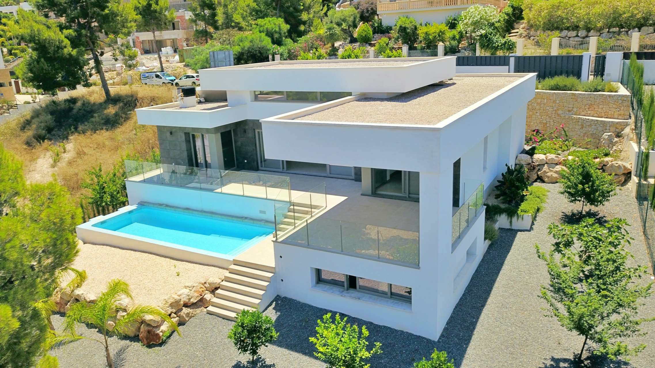 New Build in Javea El Piver