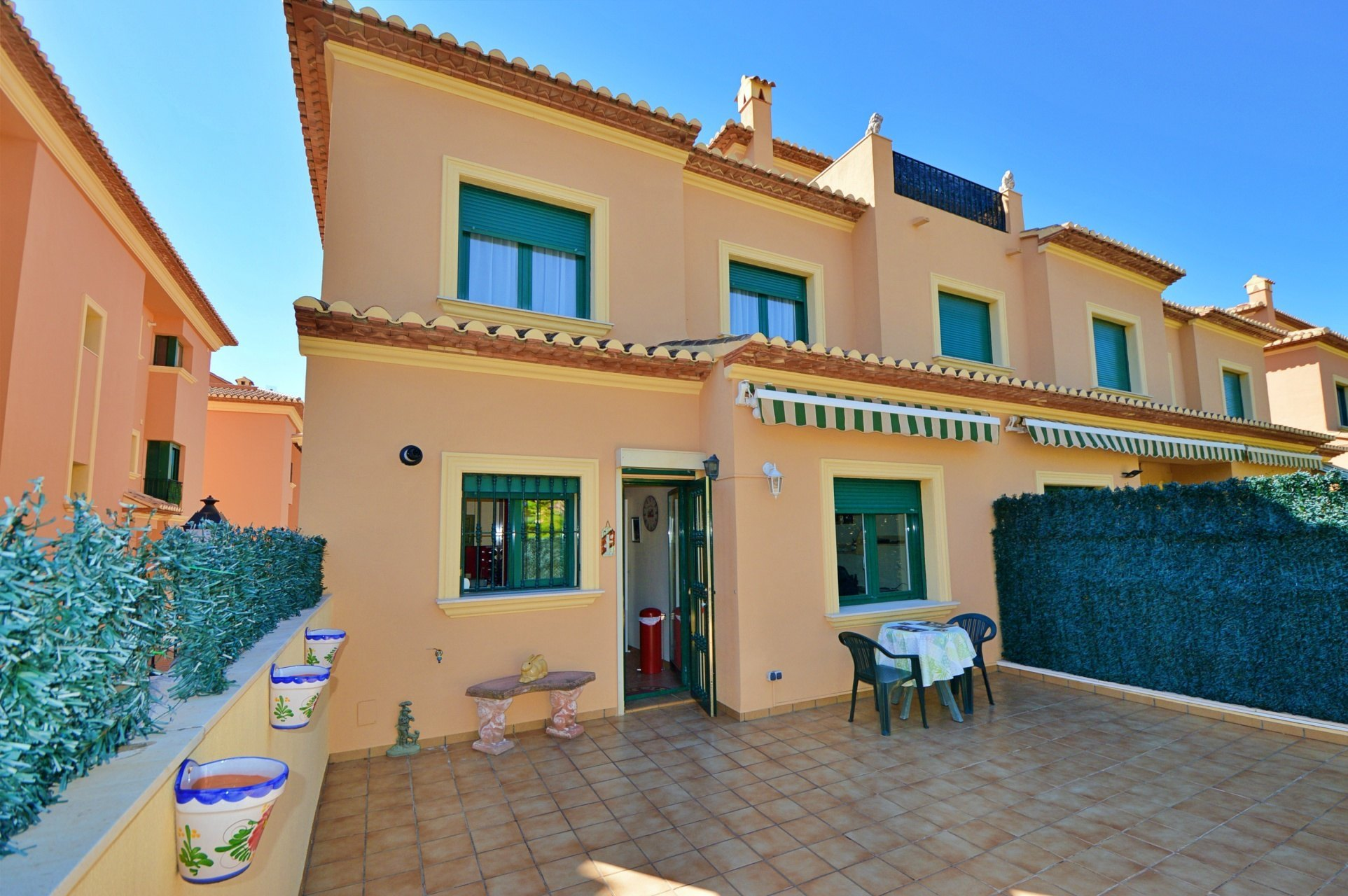 Townhouse in Javea Puerto