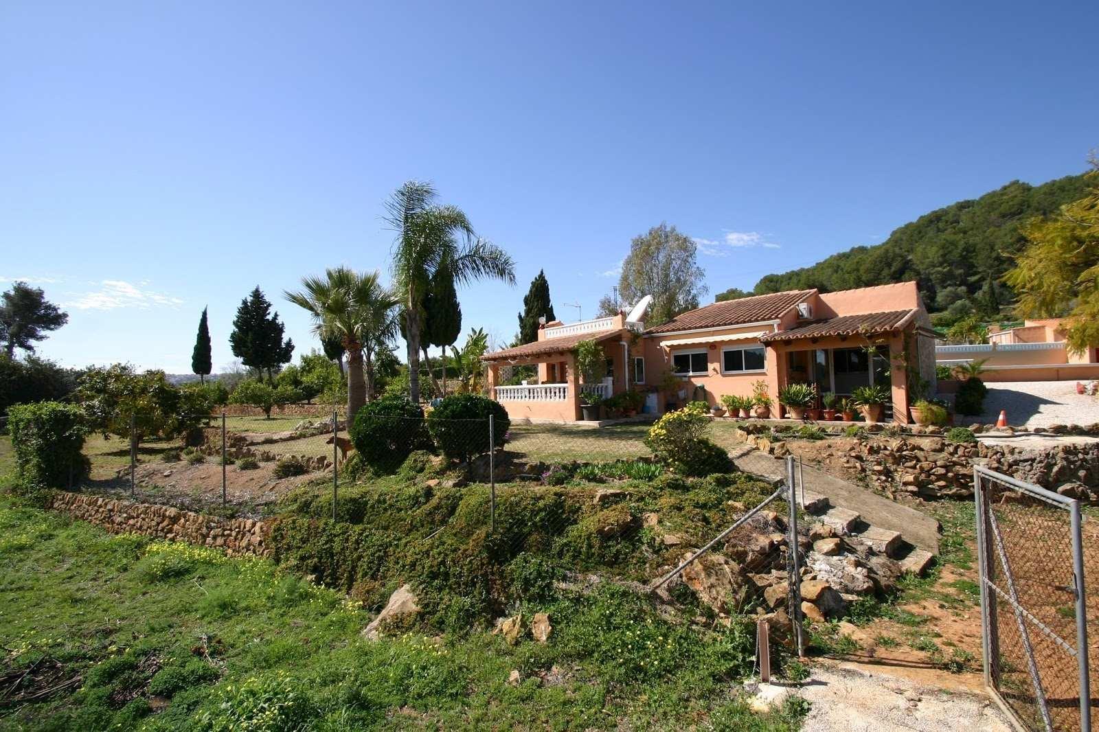 Villa in Jesús Pobre