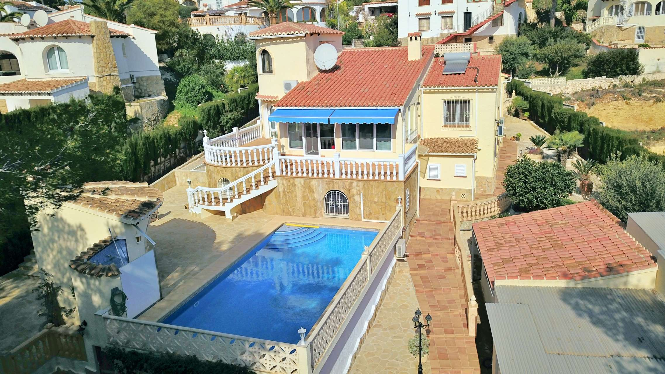 Villa in Javea Balcon Al Mar