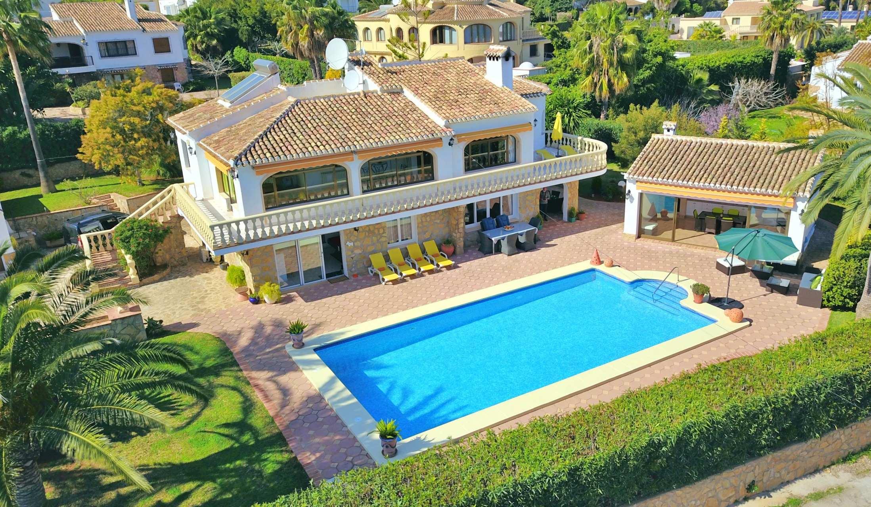 Villa in Javea Adsubia