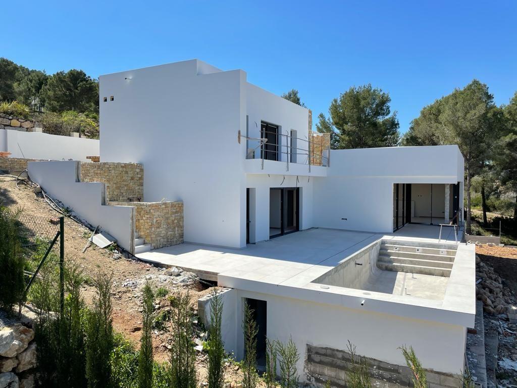 New Build in Javea El Piver