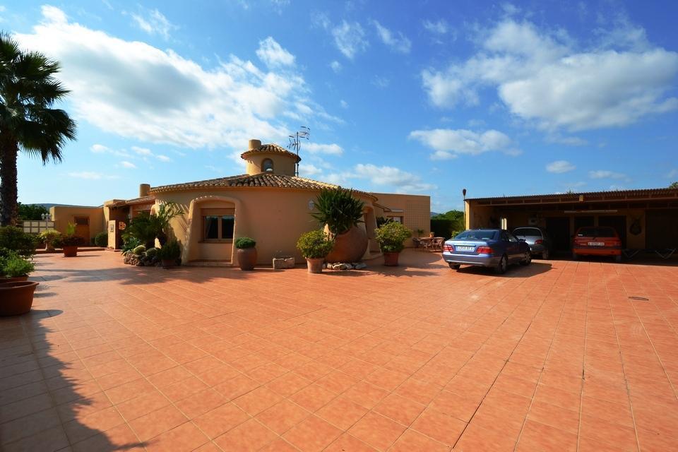 Villa in Javea Bevinguts