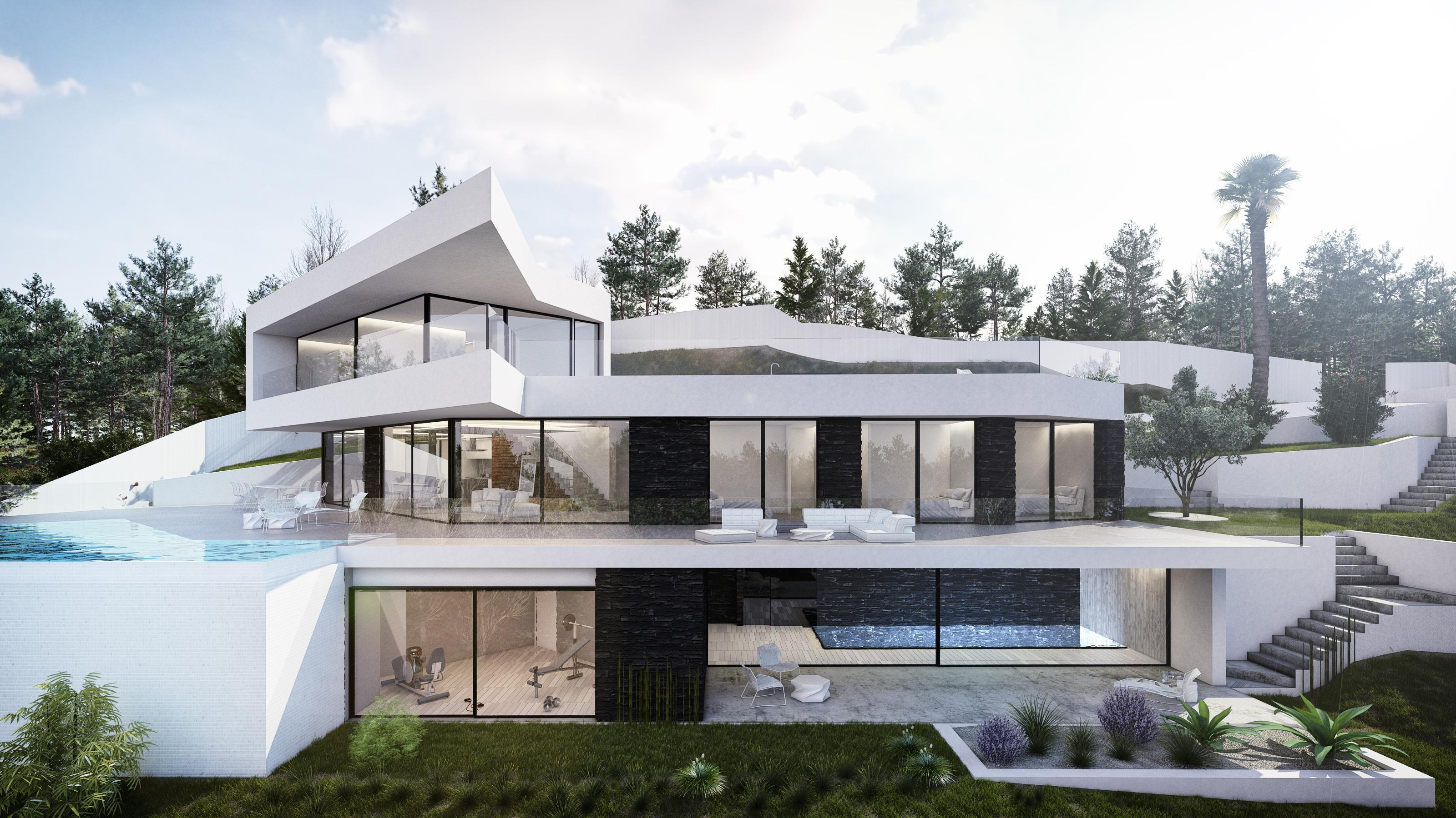 New Build in Javea Rafalet