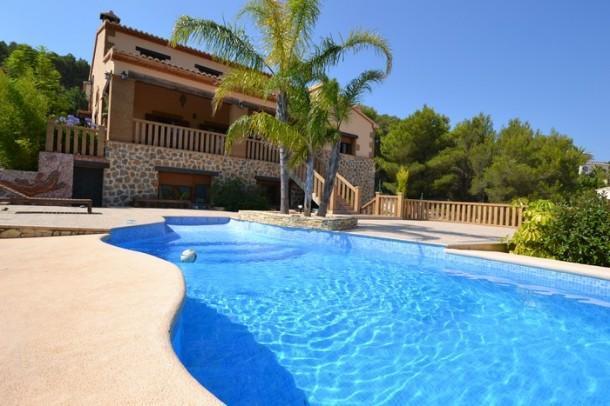 Villa in Javea El Piver