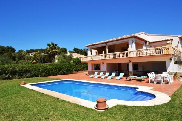 Villa in Javea Portichol